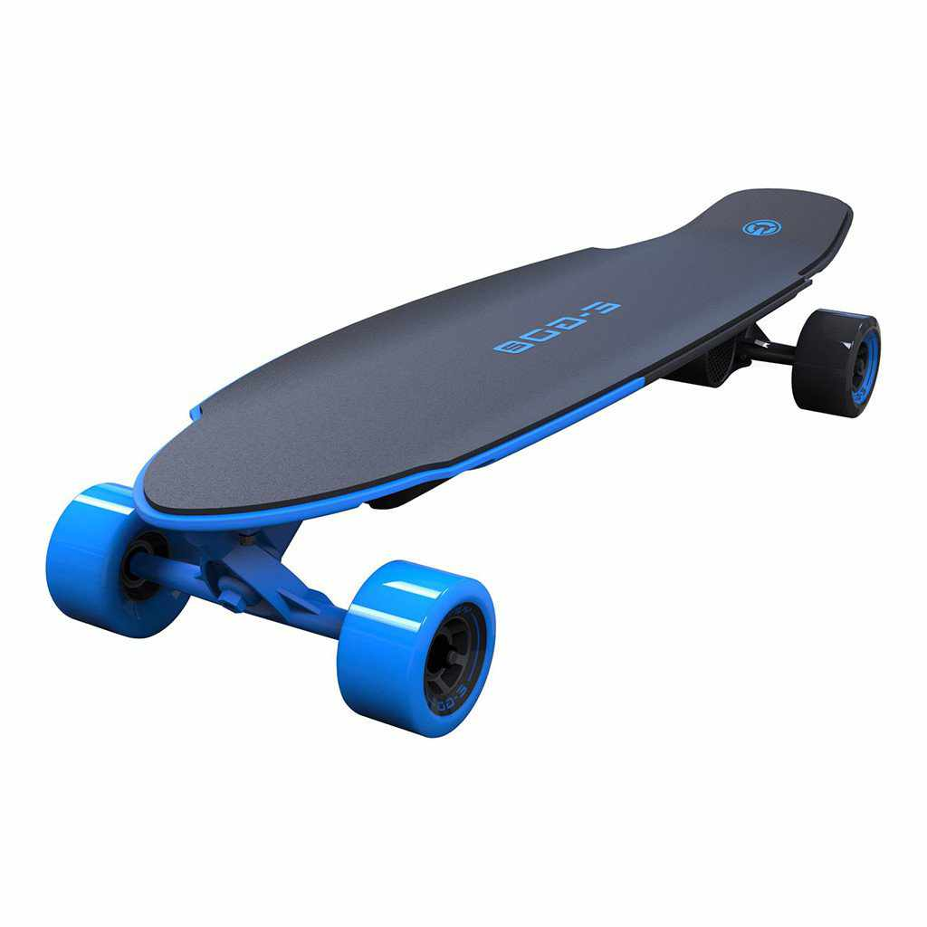 skate electrique yuneec e go 2 bleu 549 bluetooth et usb weebot. Black Bedroom Furniture Sets. Home Design Ideas