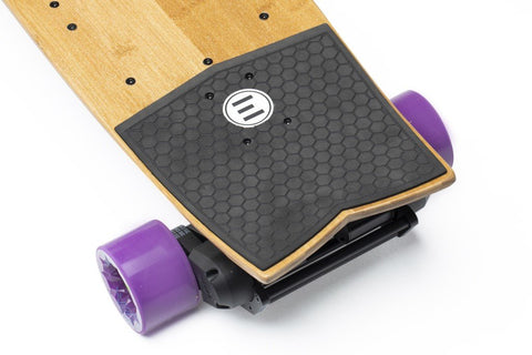 stakeboard electrique evolve stoke kick tail