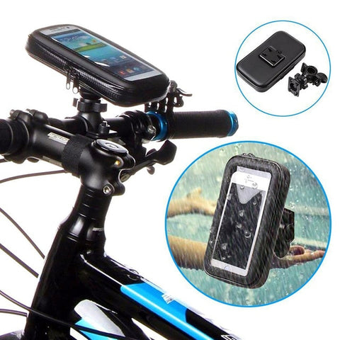 support smartphone velo electrique etanche weebot