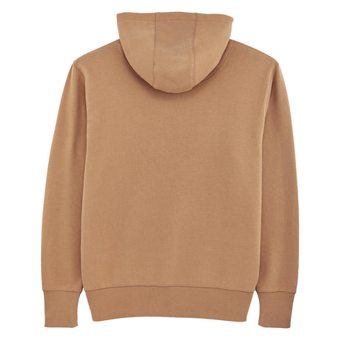 sweat shirt weebot chill marron capuche