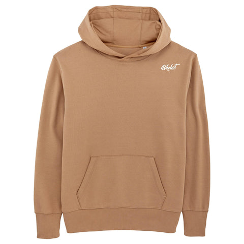 sweat shirt weebot chill marron logo