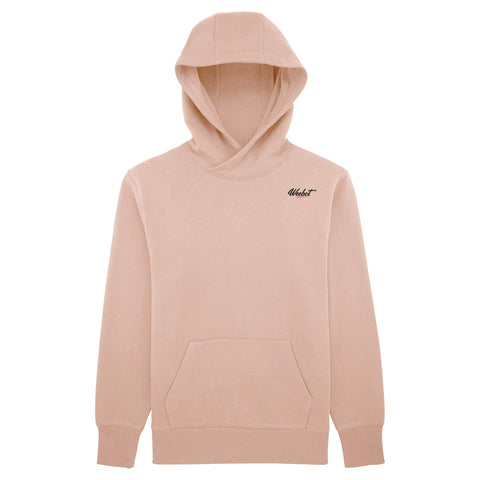 sweat shirt weebot chill rose logo