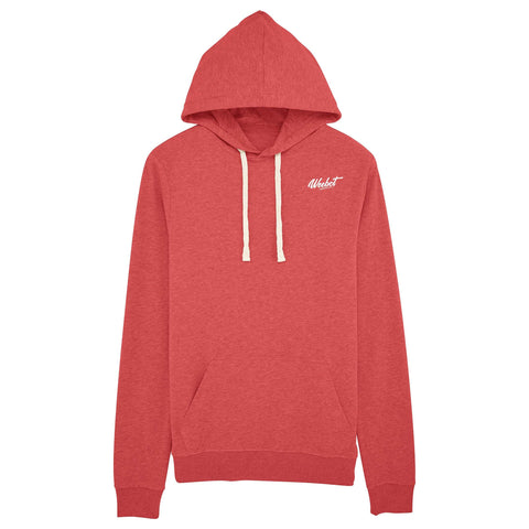 sweat shirt weebot suede rouge