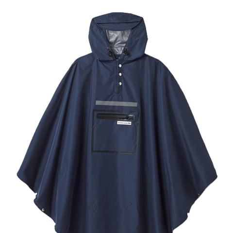 the peoples poncho hard black pas cher