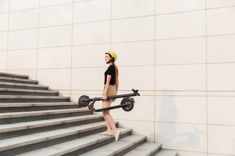 trottinette electrique E25E Ninebot by Segway pliable