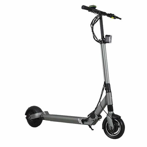 trottinette electrique egret eight v2 gris