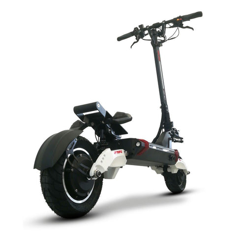 trottinette electrique speedtrott rx2000 poignee transport