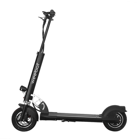 trottinette electrique weebot maverick systeme pliage