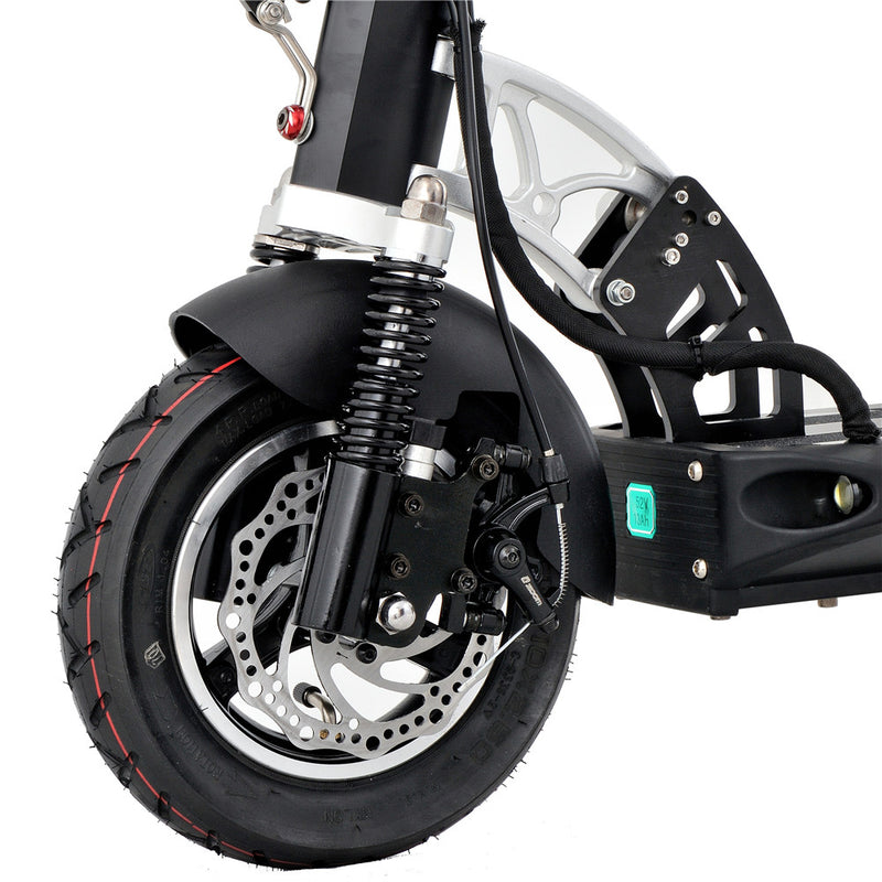 trottinette electrique weebot omaha double suspension