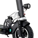 trottinette electrique weebot omaha phare avant