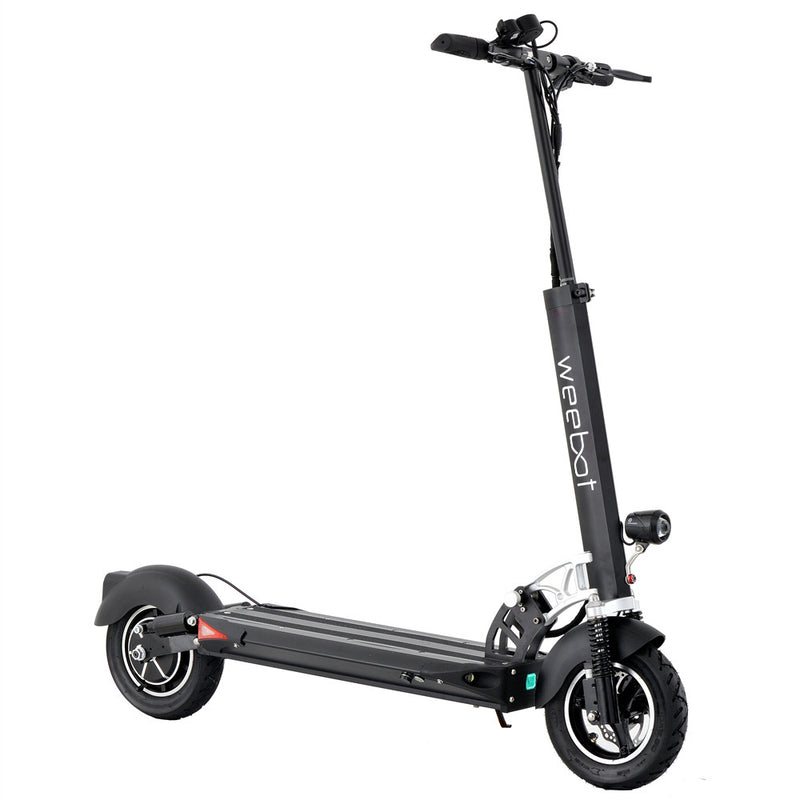 trottinette electrique weebot omaha suspension