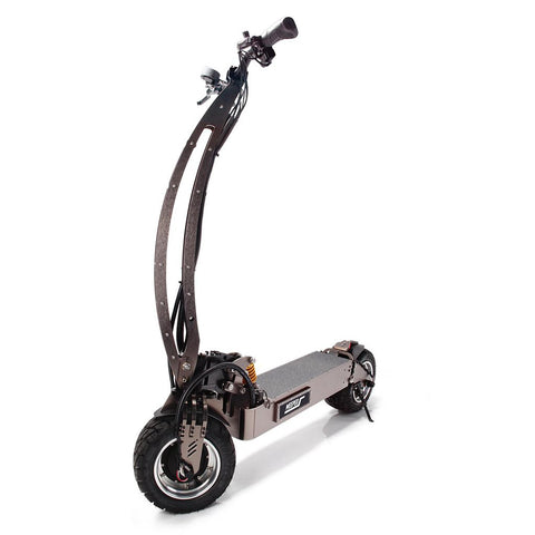 trottinette electrique weped gt weebot frein hydraulique
