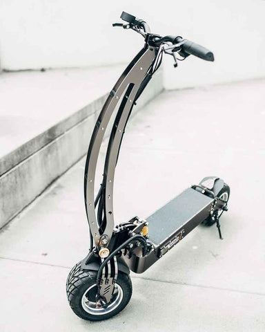 trottinette electrique weped gt weebot pas cher
