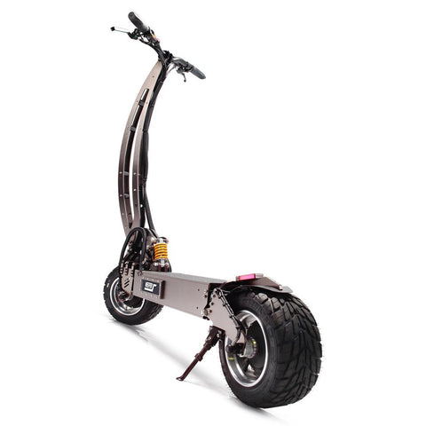 trottinette electrique weped gt weebot roue 11 pouces