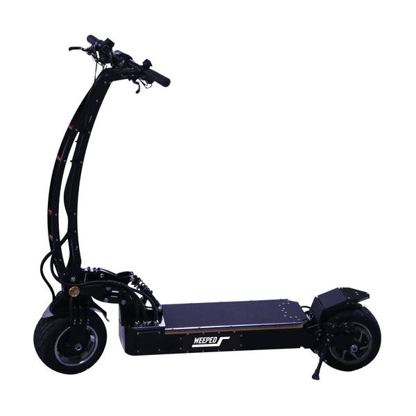 trottinette electrique weped ss weebot noir