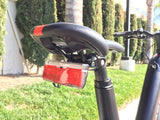 velo electrique besv js1 jaguar advanced rouge reflecteur arriere