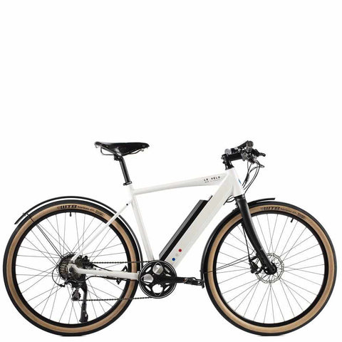 velo electrique mad in france blanc