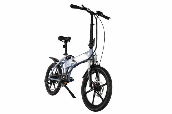 velo electrique pliant pas cher le road gris vae pliable weebike weebot. Black Bedroom Furniture Sets. Home Design Ideas