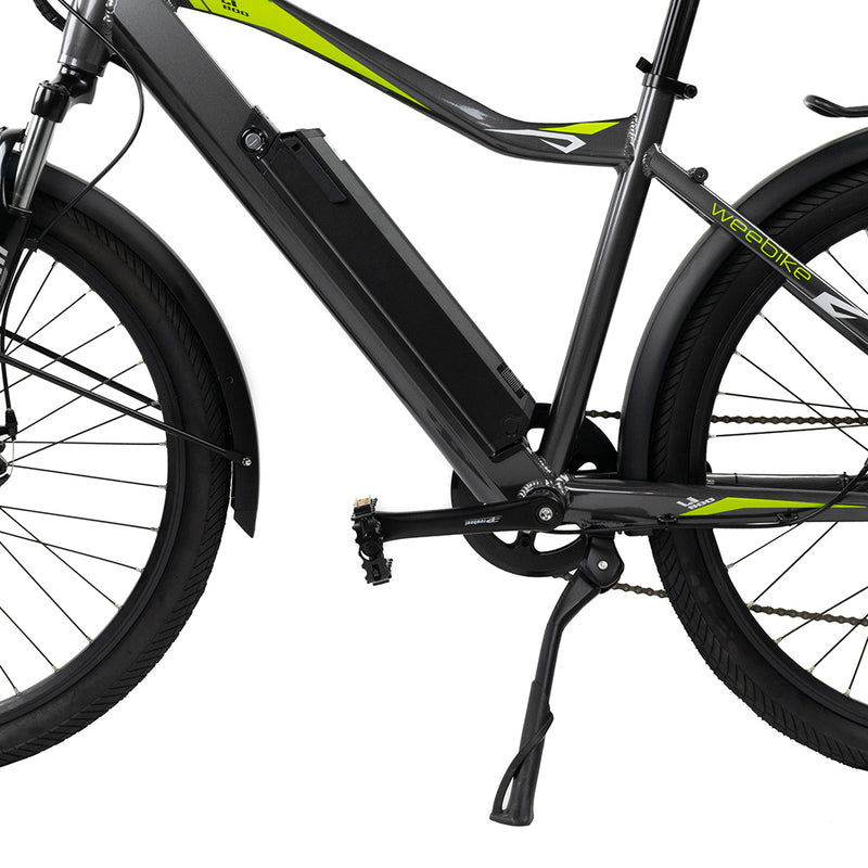 velo electrique suspension quest plus batterie samsung