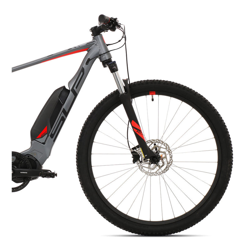 velo electrique tout terrain superior bike  exc 829 suspension