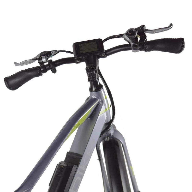 velo electrique suspension quest plus ecran lcd