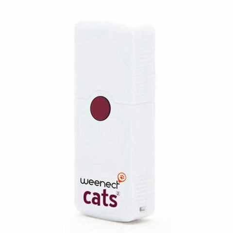 Weenect Cats 2 - Balise GPS pour chat - Weebot