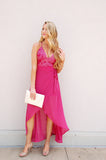 The Final Rose Wrap Dress - Paperback Boutique