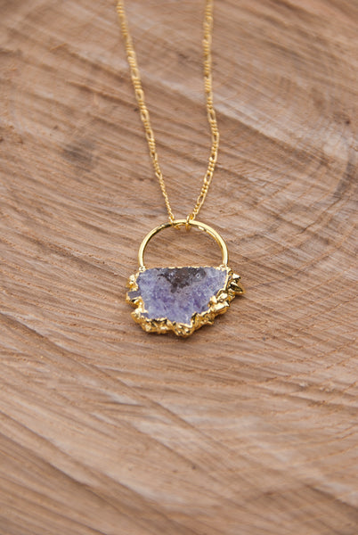 Half Stalactite Necklace - Lovelea Boutique