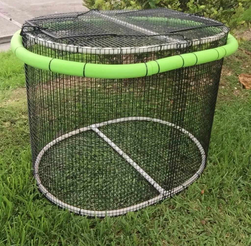 Non - Collapsible Bait Pens