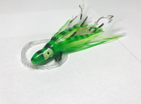 Mahi Magnet Green/Yellow Dolphin Lure