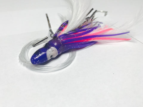 Mahi Magnet Pink/Purple Dolphin Lure