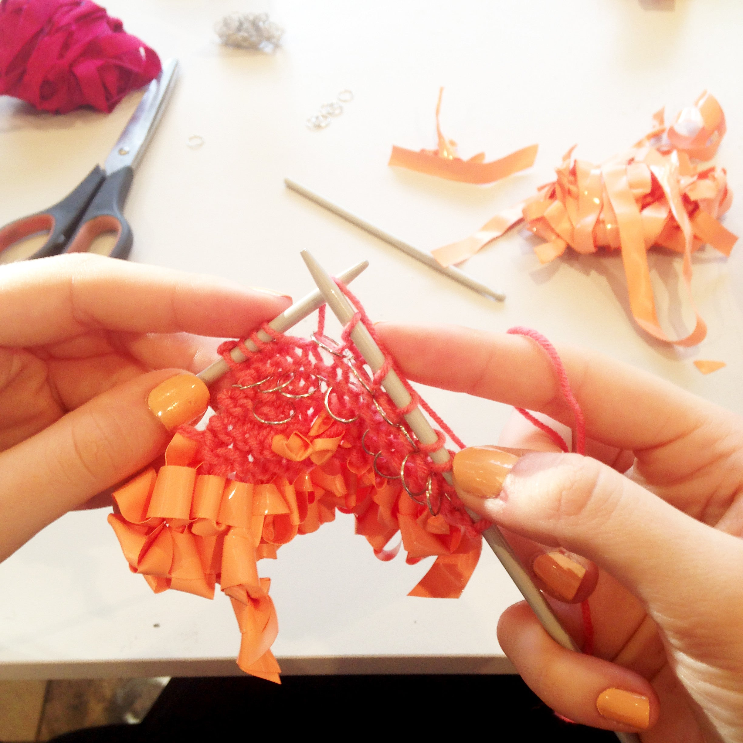 EXPERIMENTAL KNITTING WORKSHOP