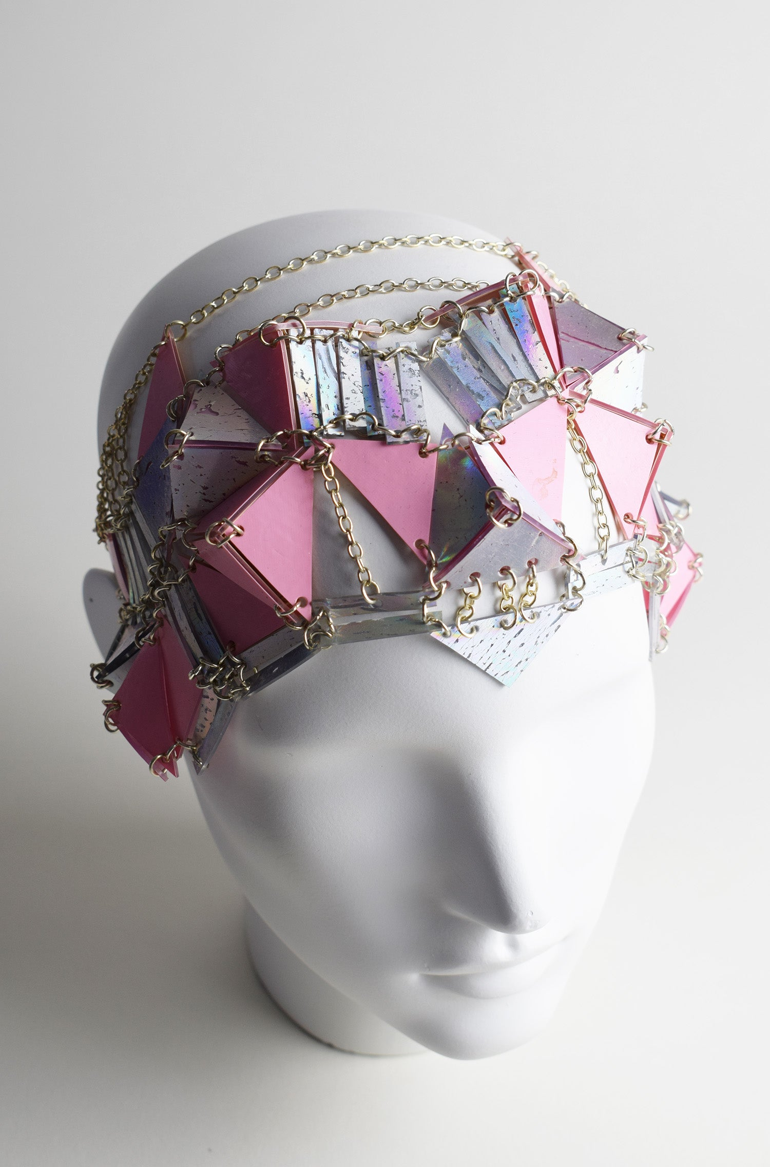 LARGE PYRAMID HEADPIECE