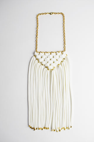 STRUCTURED NECKLACE