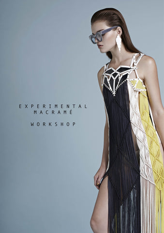 EXPERIMENTAL MACRAMÉ WORKSHOP