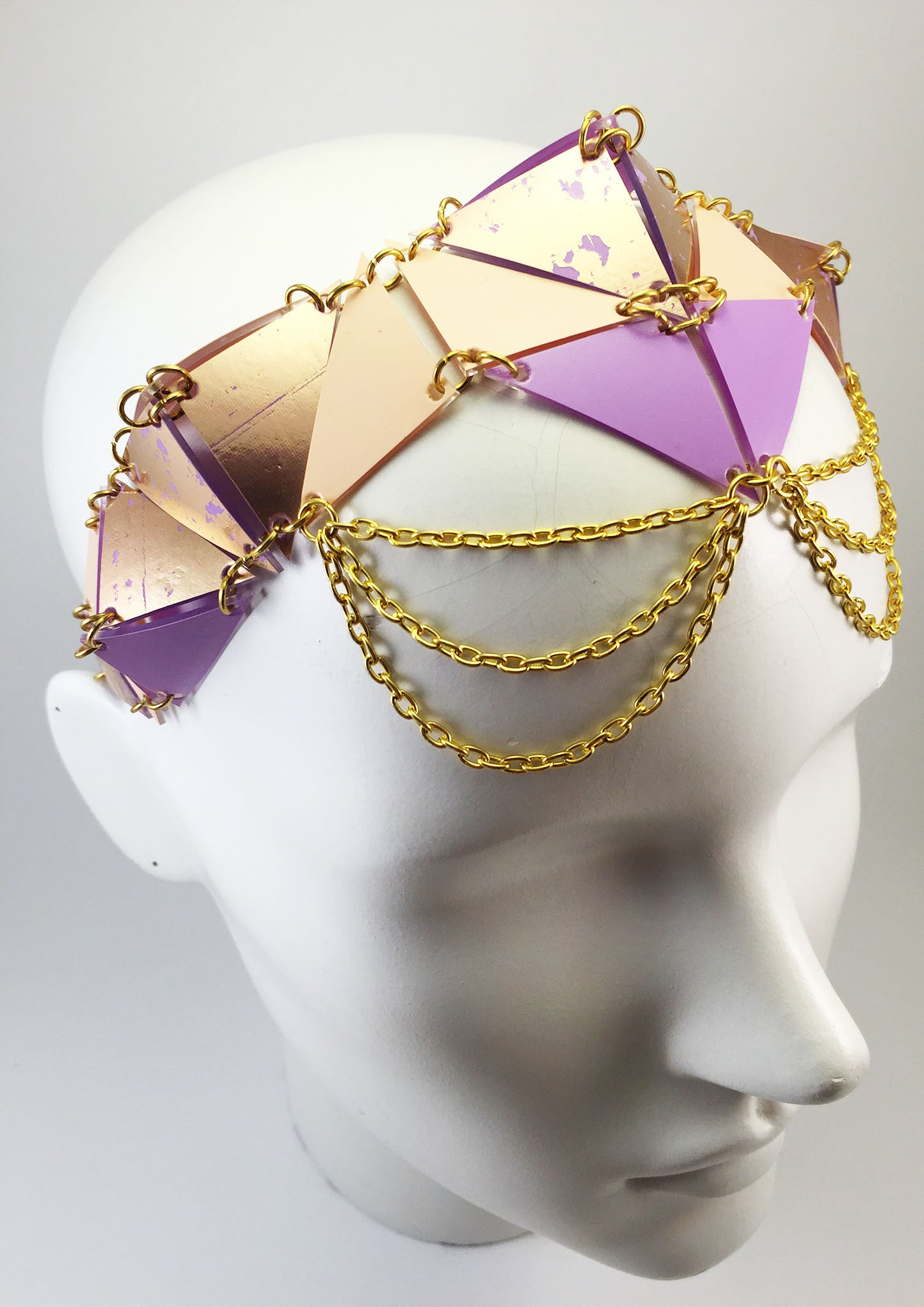 MEDIUM HEADPIECE