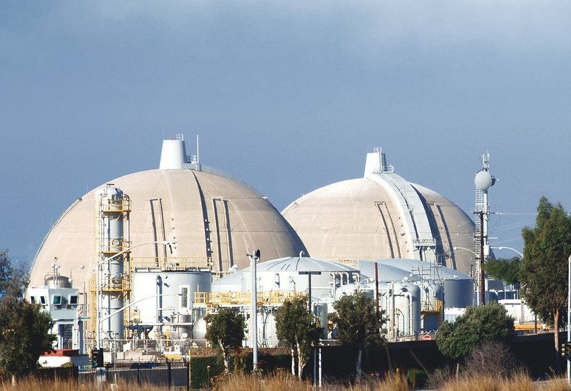 Robots Inspect Nuclear Waste Canisters for Damage at San Onofre