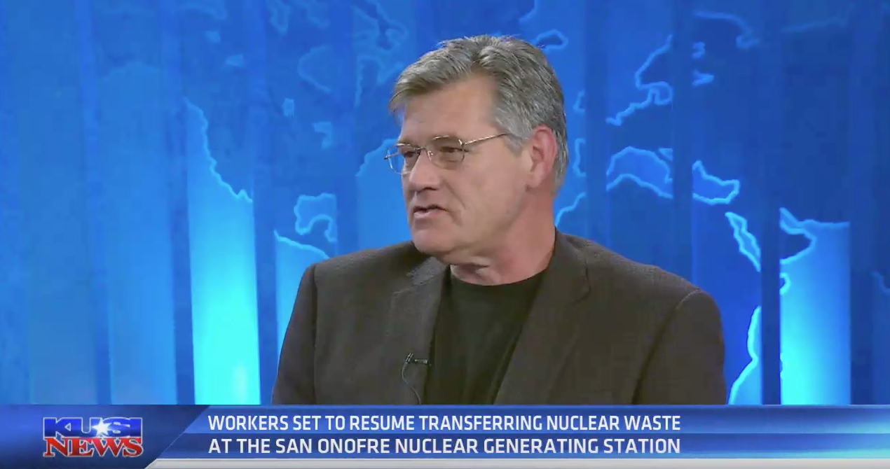 Public Watchdogs CEO on S.O.N.G.S. Nuclear Waste