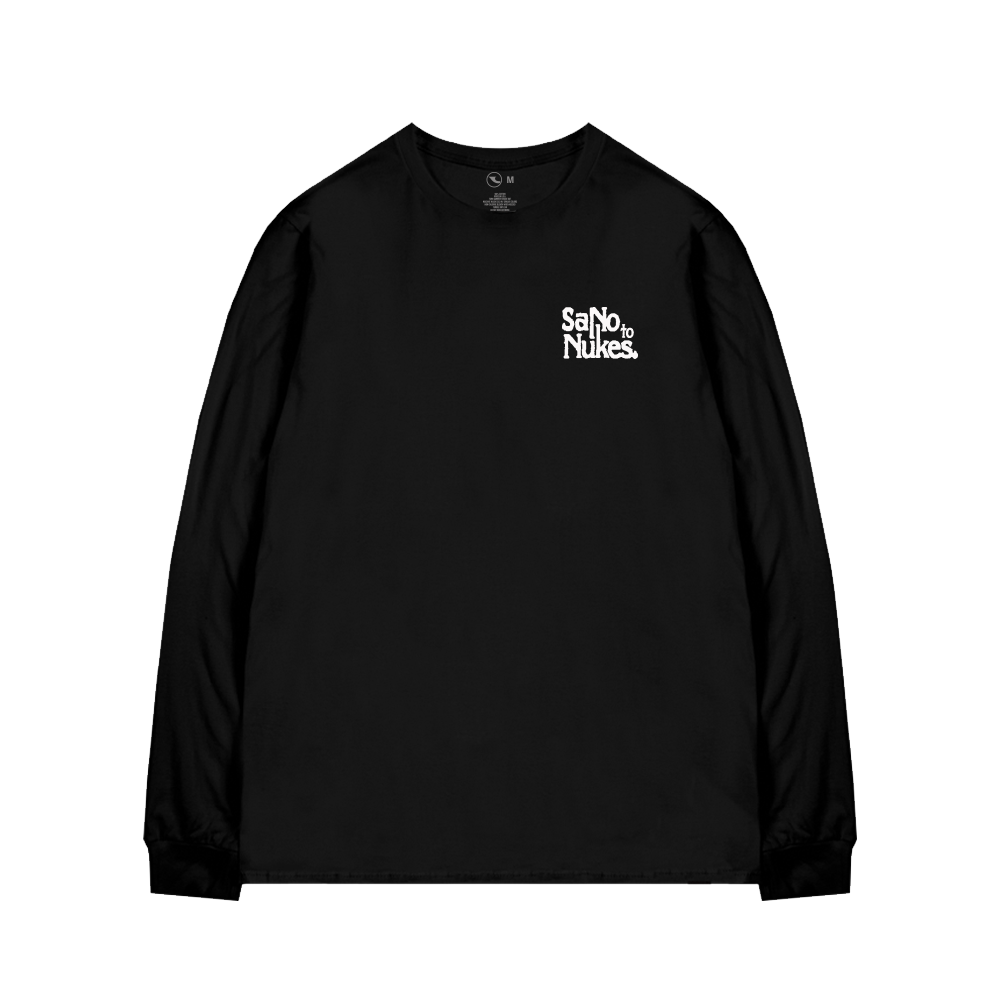 Never Nukes LS Tee