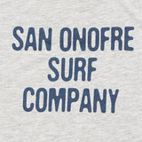 Muscle tank - San Onofre Surf Co.   - 3