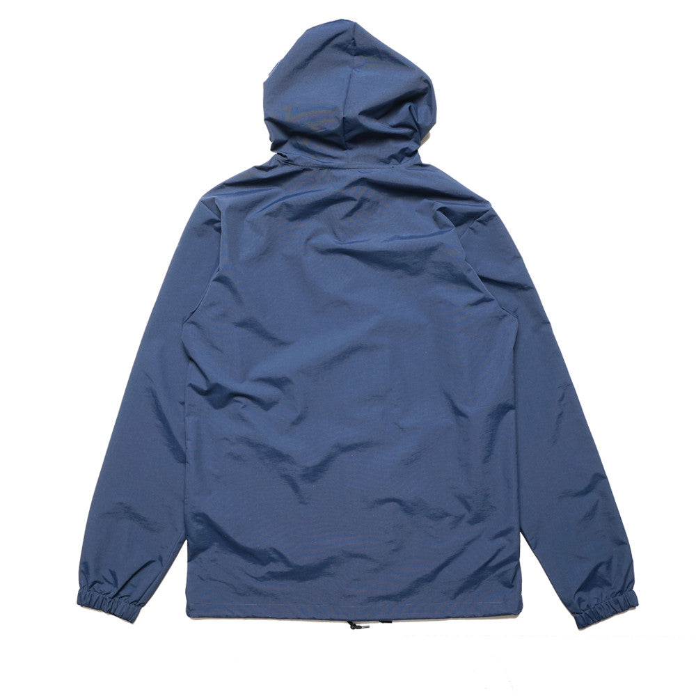 Traditional Patch Hoodie Windbreaker - San Onofre Surf Co.   - 1