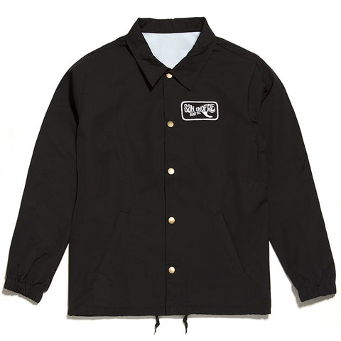 Traditional Patch Windbreaker - San Onofre Surf Co.   - 1