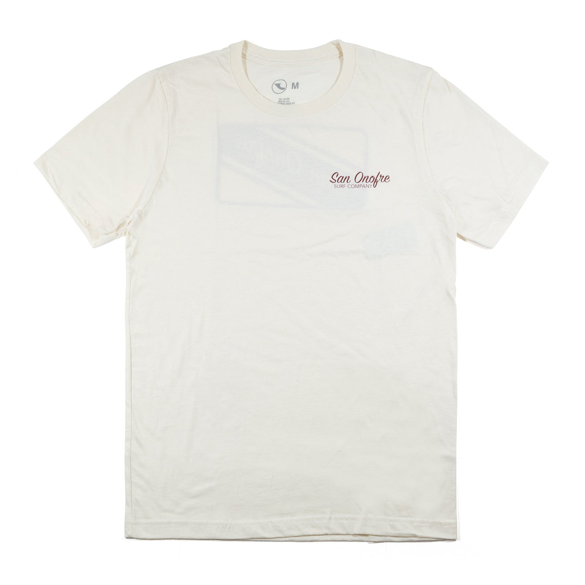 STRIPER PATCH TEE