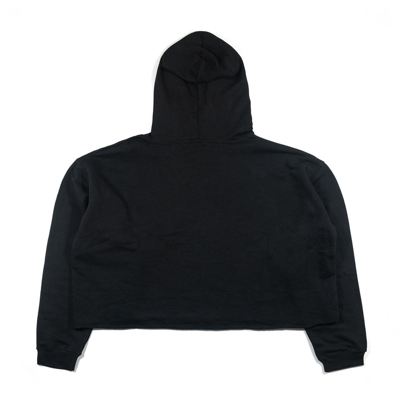 Point Break Cropped Hoodie