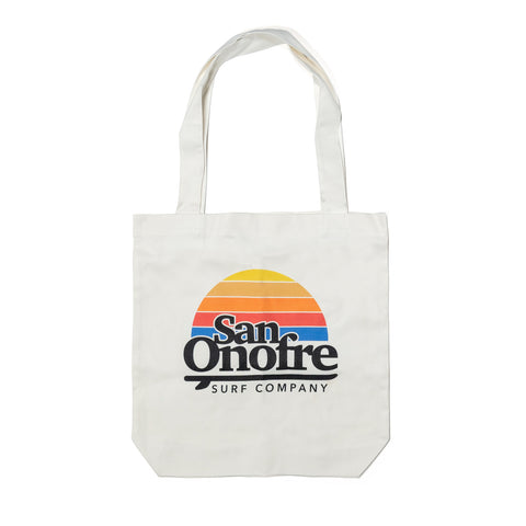 OLD SCHOOL SUN TOTE
