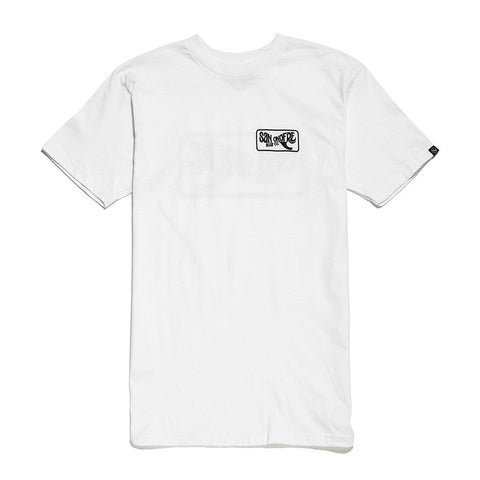 Traditional Patch Tee - San Onofre Surf Co.   - 1