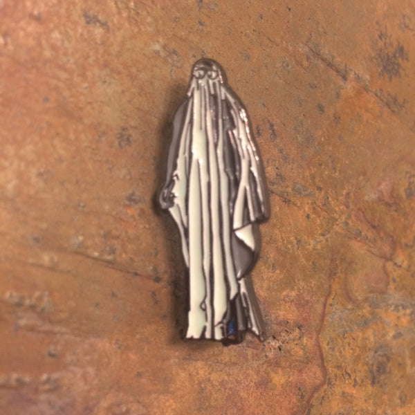 Michael Myers Ghost Soft Enamel LE100 bbllowwn x infected resin pin