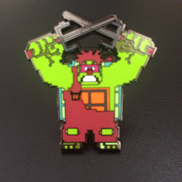 Wreck-It Raph Pin LE150 - bbllowwnn x dallstreet