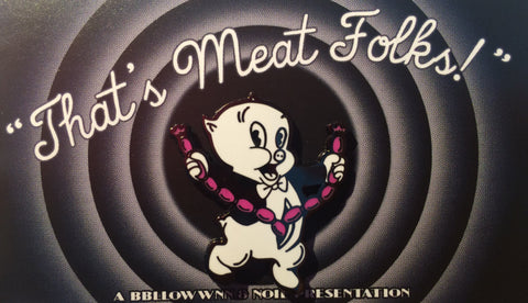 Pork Porky - bbllowwnn x NOIL pin