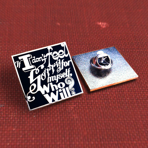 Pity Party - Hard Enamel Pin